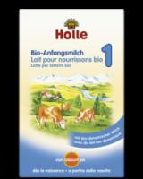 Βρεφικό Γάλα 0-6 Μηνών BIO 400gr - Holle