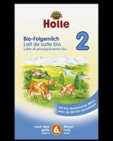 Βρεφικό Γάλα από 6 Μηνών BIO 600gr - Holle